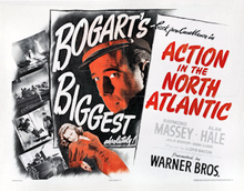 poster Action in the North Atlantic (1943)