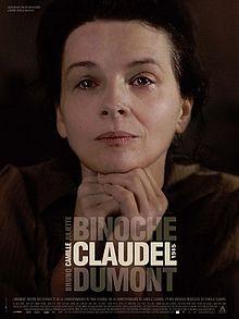 poster Camille Claudel 1915 (2013)