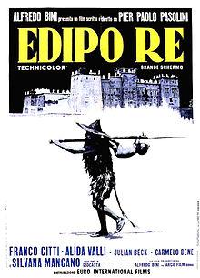 poster Edipo re - Oedipus Rex (1967)