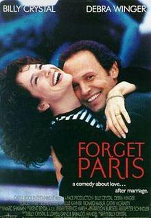 poster Forget Paris (1995)