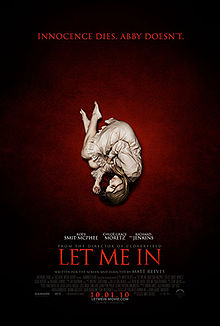 poster Let Me In (2010)