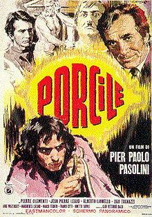 poster Porcile (1969)