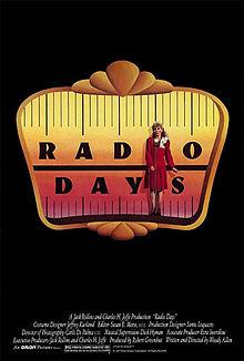 poster Radio Days (1987)