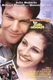poster Something to Talk About (1995)