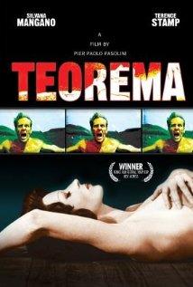poster Teorema (1968)
