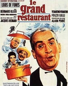 poster The Big Restaurant (1966)2