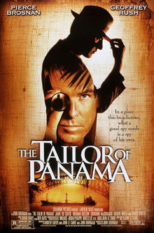 poster The Tailor of Panama (2001)