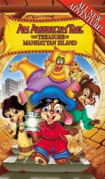 poster The Treasure of Manhattan Island (1998)
