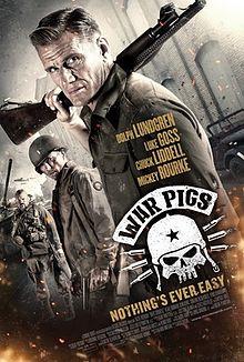 poster War Pigs (2015)