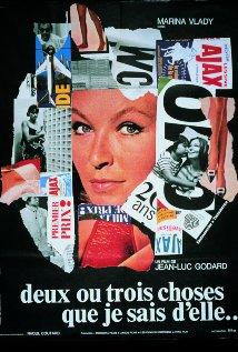 poster 2 ou 3 choses que je sais d'elle (1967)