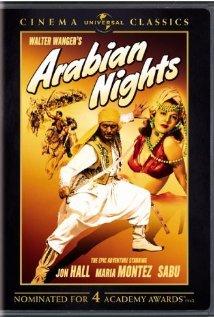 poster Arabian Nights (1942)