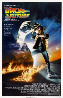 poster Back to the Future (1985)