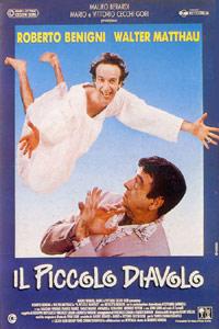 poster Il piccolo diavolo (1988)