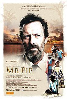 poster Mr. Pip (2012)