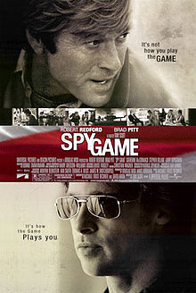 poster Spy Game (2001)