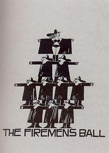 poster The Firemen's Ball (1967)