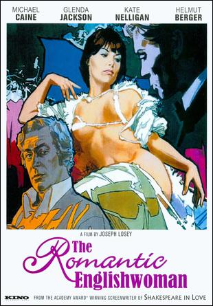 poster The Romantic Englishwoman (1975)