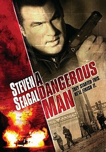 poster A Dangerous Man (2009)