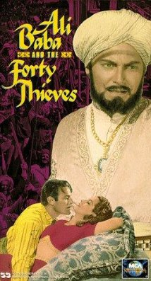 poster Ali Baba and the Forty Thieves (1944)