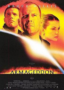 poster Armageddon (1998)