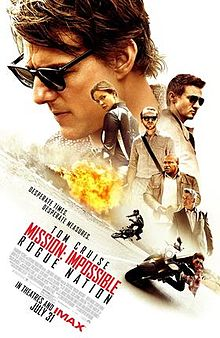 poster Mission Impossible – Rogue Nation (2015)