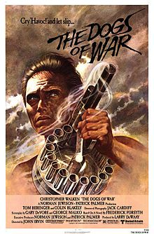 poster The Dogs of War (1980)