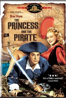 poster The Princess and the Pirate (1944)
