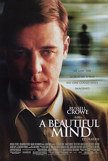 poster A Beautiful Mind (2001)