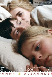 poster Fanny and Alexander - Fanny och Alexander (1982)