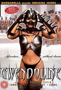 poster Gwendoline (1984)
