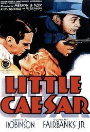 poster Little Caesar (1931)