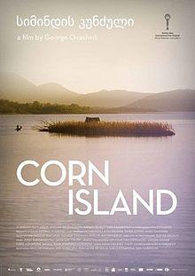 poster Simindis kundzuli - Corn Island (2014)