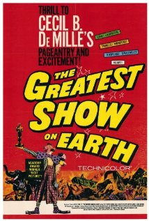 poster The Greatest Show On Earth (1952)