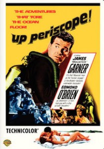 poster Up Periscope (1959)