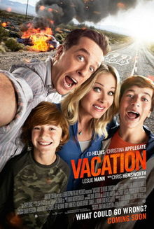 poster Vacation (2015)