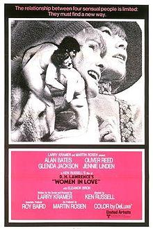 poster Women in Love (1969)