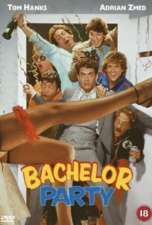poster Bachelor Party (1984)