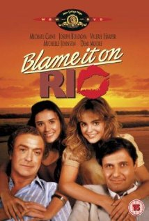 poster Blame It on Rio (1984)