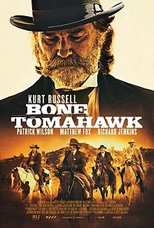 poster Bone Tomahawk (2015)