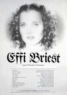 poster Effi Briest (1974)