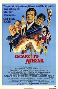 poster Escape To Athena (1979)