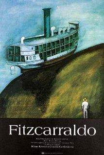poster Fitzcarraldo (1982)