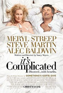 poster It's Complicated (2009)