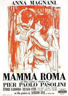 poster Mama Roma (1962)