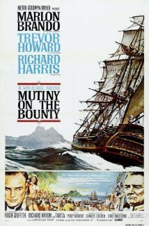 poster Mutiny On The Bounty (1962)