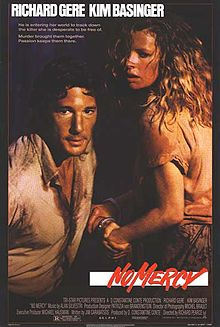 poster No Mercy (1986)