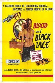 poster Sei Donne Per L'assassino (1964)