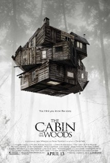poster The Cabin in the Woods (2012)