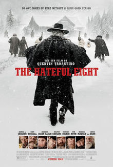 poster The Hateful Eight (2015)