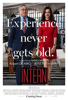 poster The Intern (2015)